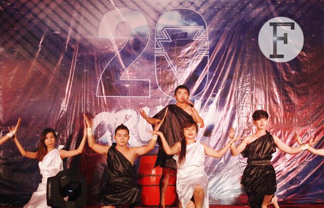 FTU's Day 2013: Twenty Crush - Bùng nổ tuổi hai mươi