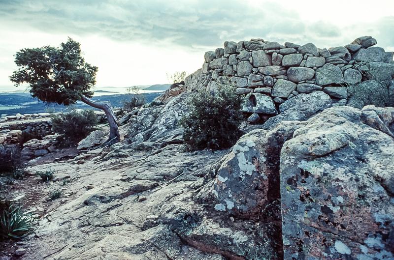 19. Ruinas prehistóricas de Araghju. Autor, Jacqueline Poggi