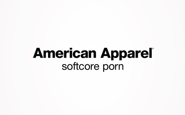 Honnest Slogans - American Apparel