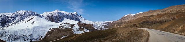 Brown & White panorama