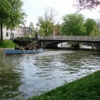 A Boat Race Through Utrecht's Beautiful Canals