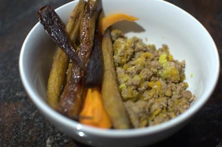 Lamb seco breakfast