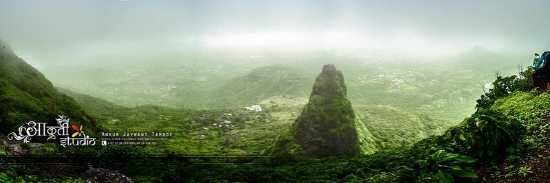 Panorama of Kalavantin Durga