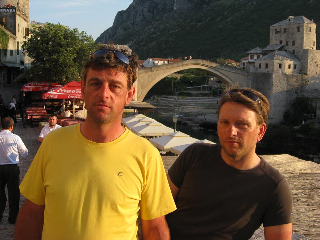 2011-BA Me in Mostar