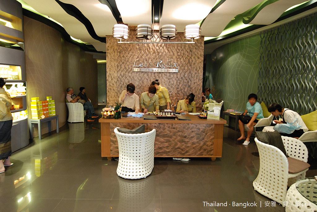 泰国 曼谷 SPA Let's Relax