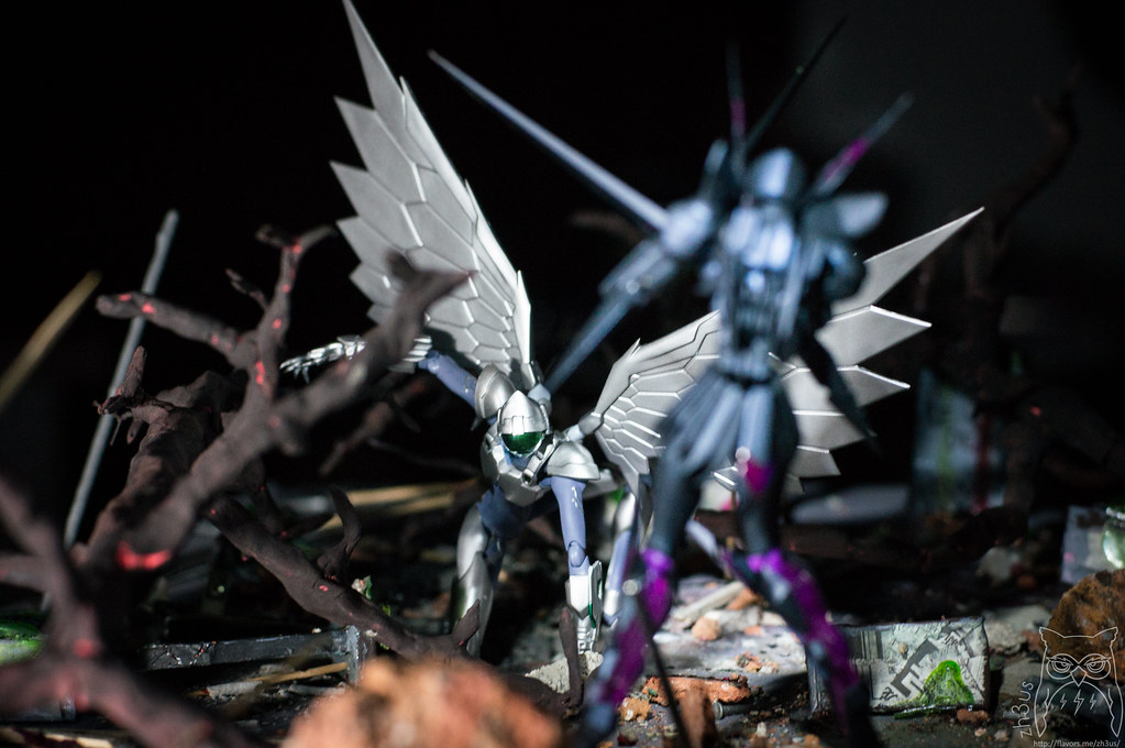 Silver Crow vs Black Lotus