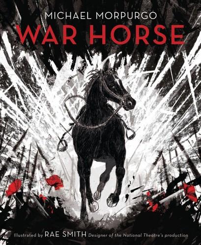 Michael Morpurgo and Rae Smith, War Horse