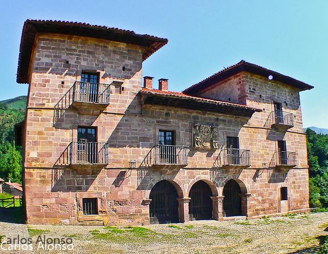 Palacio de Carmona, Cantabria