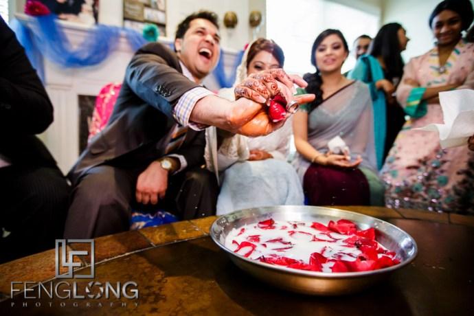 Atlanta Ismaili Wedding Nikkah
