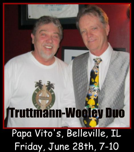 Truttmann-Wooley Duo 6-28-13