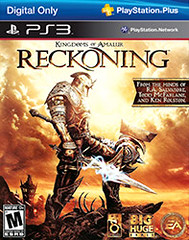Kingdoms of Amalur Reckoning on PS3