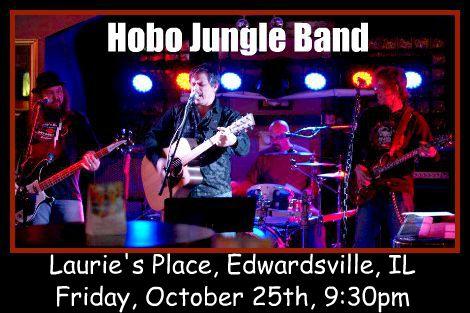 Hobo Jungle Band 10-25-13