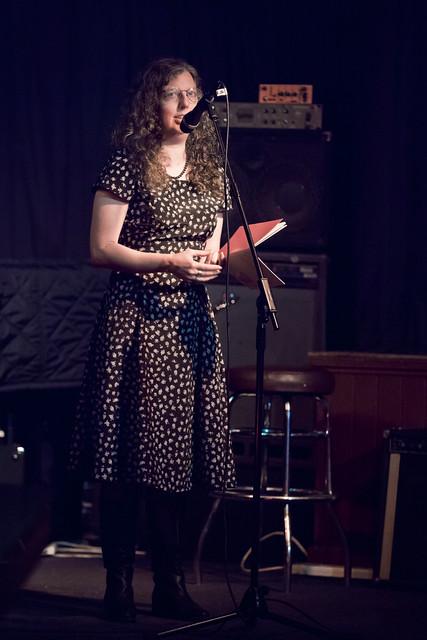 Tracey S Rosenberg, new poet at Shore Poets November!
