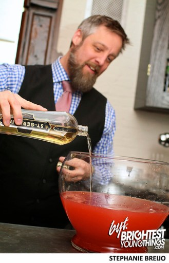 Holiday Cocktail Punch Recipes Photos DC Brightest Young Things5