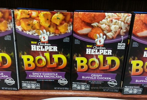 Betty Crocker Chicken Helper BOLD