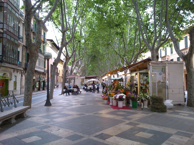 La Rambla, Palma