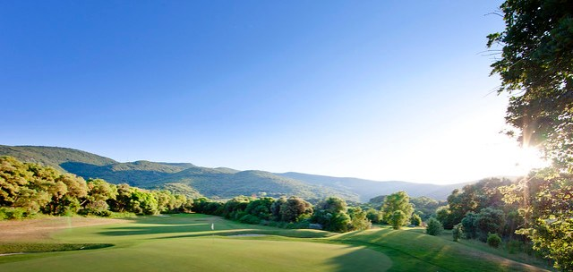 Luxury golf & spa hotel Tuscany