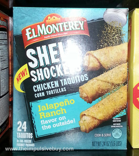 ElMonterey Shell Shockers Jalapeno Ranch
