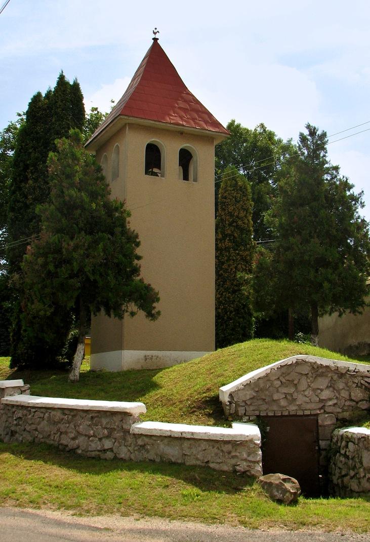 Zvonica v Žihľave
