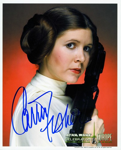 041-Carrie Fisher-Princess Leia
