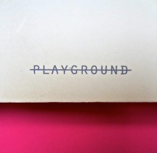 Paradiso amaro, di Tatamkhulu Afrika, Playground 2006. Progetto grafico: Giovanna Durì; impaginazione Cristina Cosi. Copertina (part.), 2