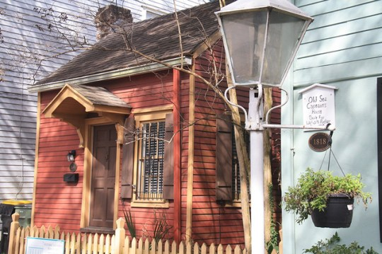 Little-Crooked-House