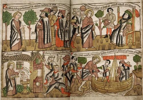 001-Apocalypsis Sancti Johannis-1470- Biblioteca Digital Mundial
