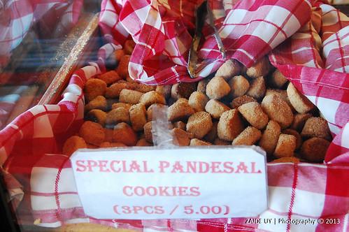 Special Pandesal Cookies