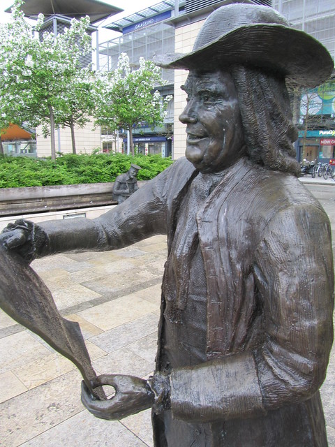 William Penn statue, Bristol