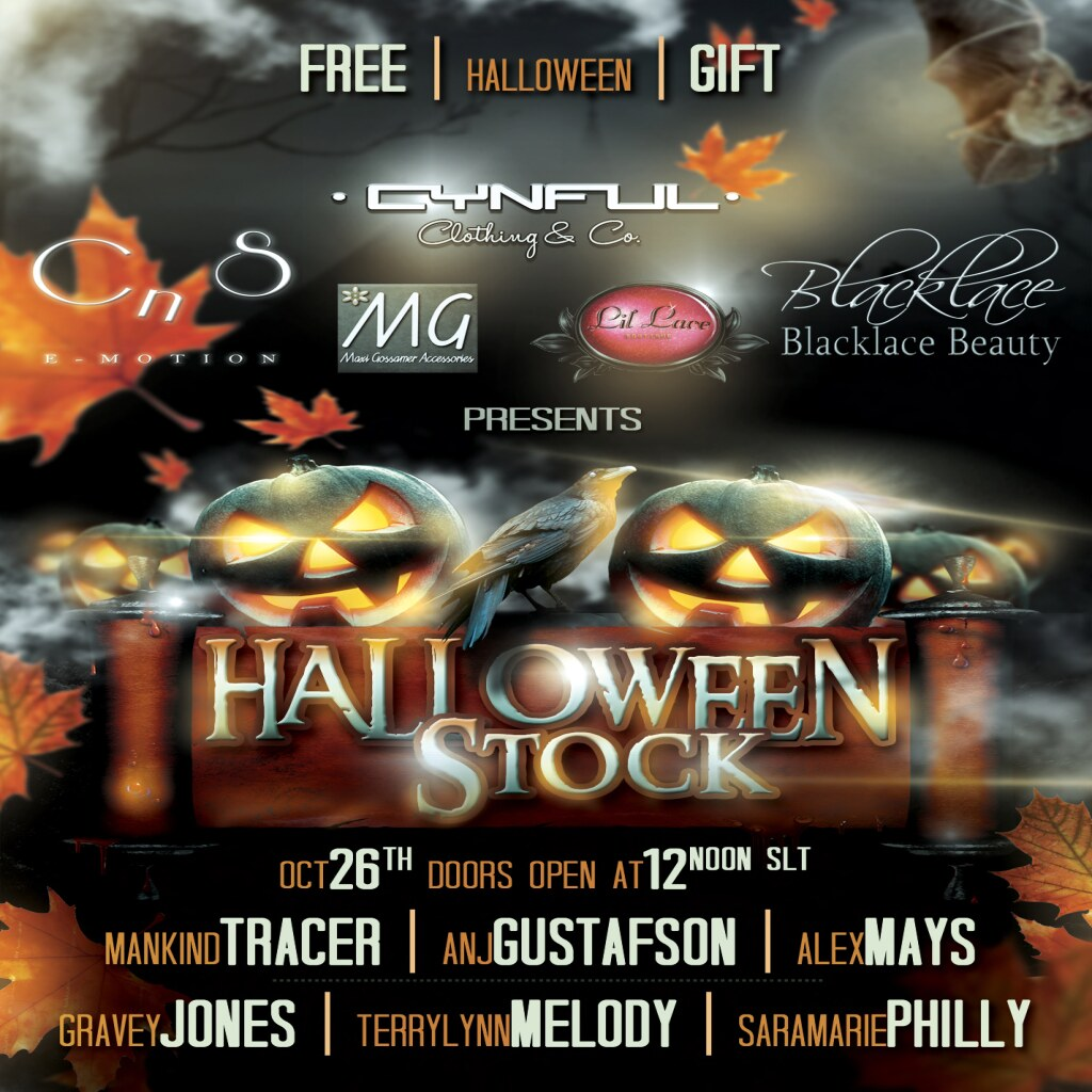 Halloweenstock Event 2013