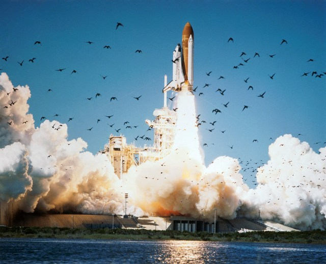 last flight of challenger