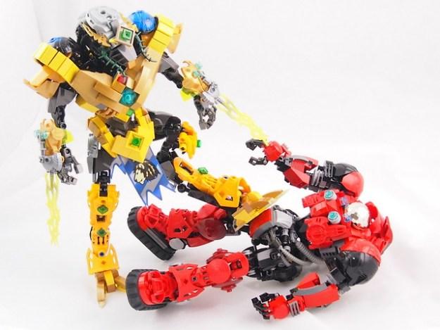 Protoss Zealot 008