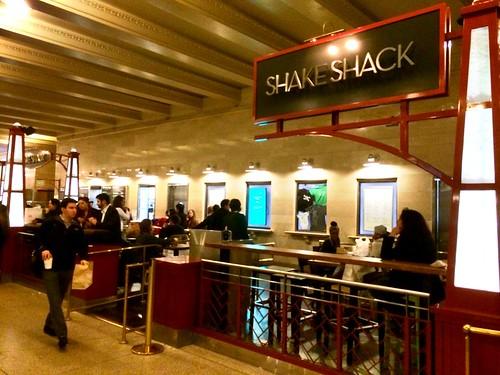 Shake Shack (Grand Central Station)