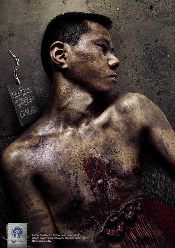 International Foundation Of Human Rights Real Fashion Victims - Koniko
