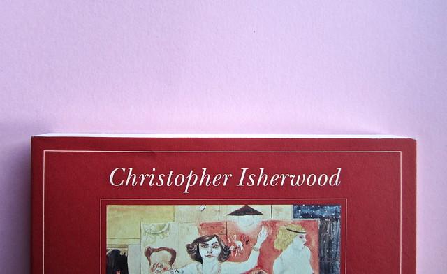 Christopher Isherwood, Addio a Berlino. Adelphi 2013. [resp. grafica non indicata]. Cop. (part.), 4