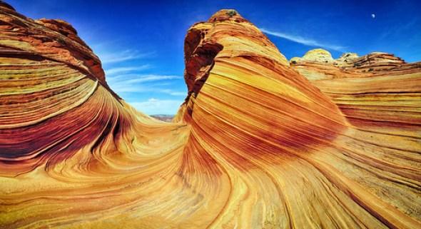The Wave Panorama - Nikon D300