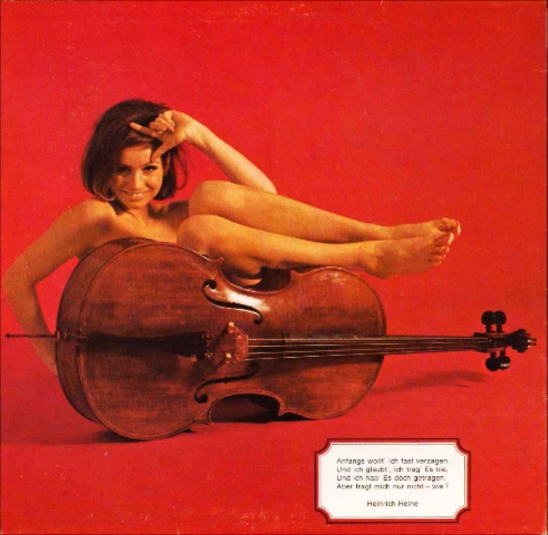 Cover Nichts für zarte Seelen, ca. 1959