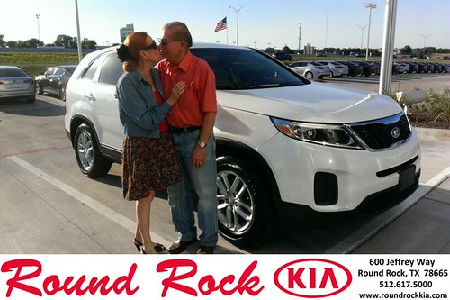 DeliveryMaxx Congratulates Ruth Largaespada and Round Rock Kia on excellent social media engagement! by DeliveryMaxx