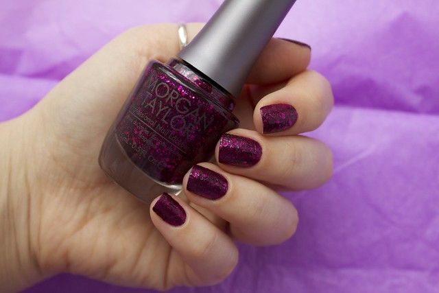 04 Morgan Taylor To Rule Or Not To Rule without topcoat