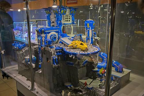 Wroclaw 2014 Wystawa klockow LEGO Klockomania 02-1