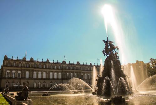Herrenchiemsee, version bavaroise de Versailles