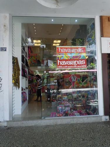 Havaianas for Sale, Ipanema