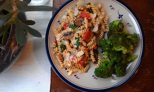 Simple pasta