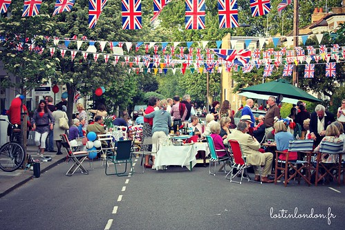 street party london