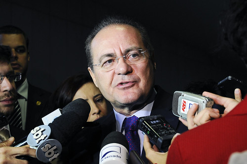 Renan Calheiros - Presidência do Senado