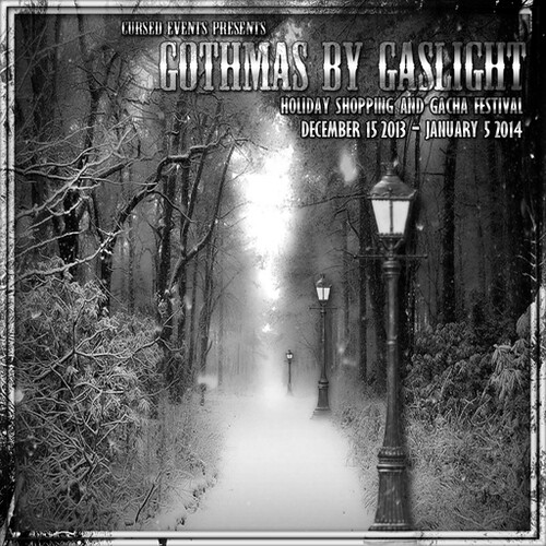 Gothmas by Gaslight is coming