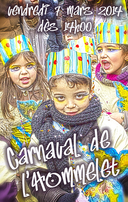 Carnaval à l'Hommelet