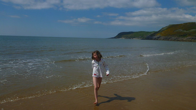 Caswell Bay, Gower