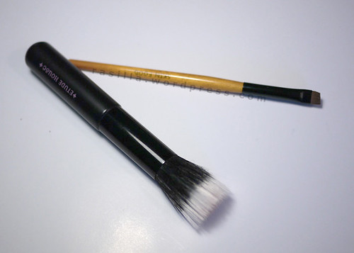 Brushes on a budget