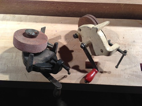 Small Hand-Crank Grinders